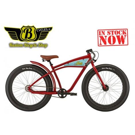 Fat Bike Felt Speedway 2SP Rosso
