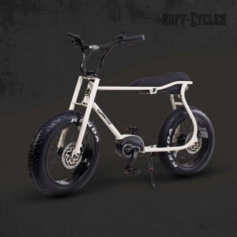 Ruff Cycles Lil Buddy 250W 300WH White Standard