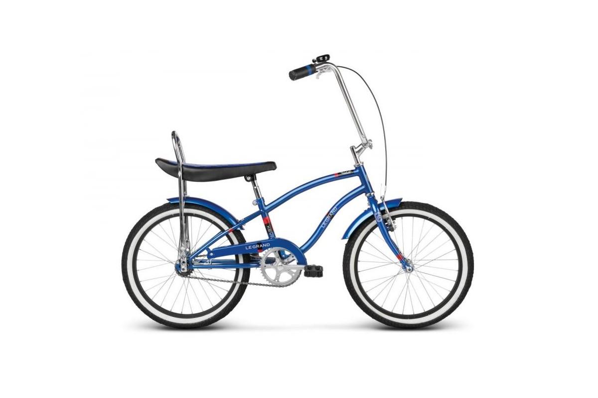 Bicicletta Little Chopper Cross Blue