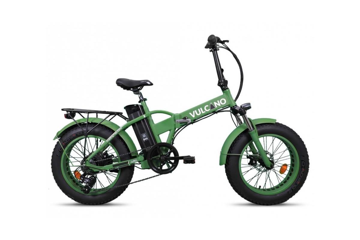 DME Vulcano 250W Folding Bike 20 250W 36V 10.4 Ammortizzata