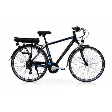 E-bike Uomo Urban 250W Bafang 14 Ah Nero