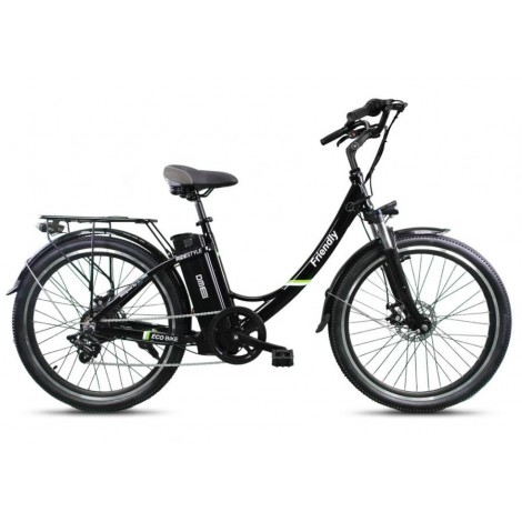 Friendy 3.1 250W 10.4AH Disc E-bike
