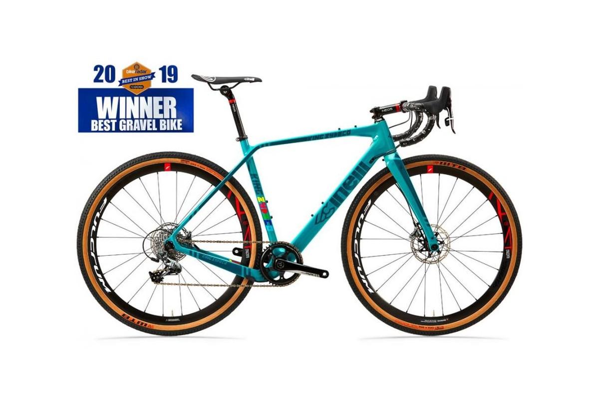 Cinelli Zydeco King 2021 Shimano GRX1 Gravel Bike