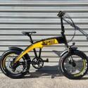 Ducati Scrambler E-bike 250W SCR-E