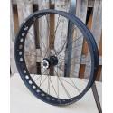 Fat bike wheelset Gipiemme disc 26 80 mm shimano QR hubs