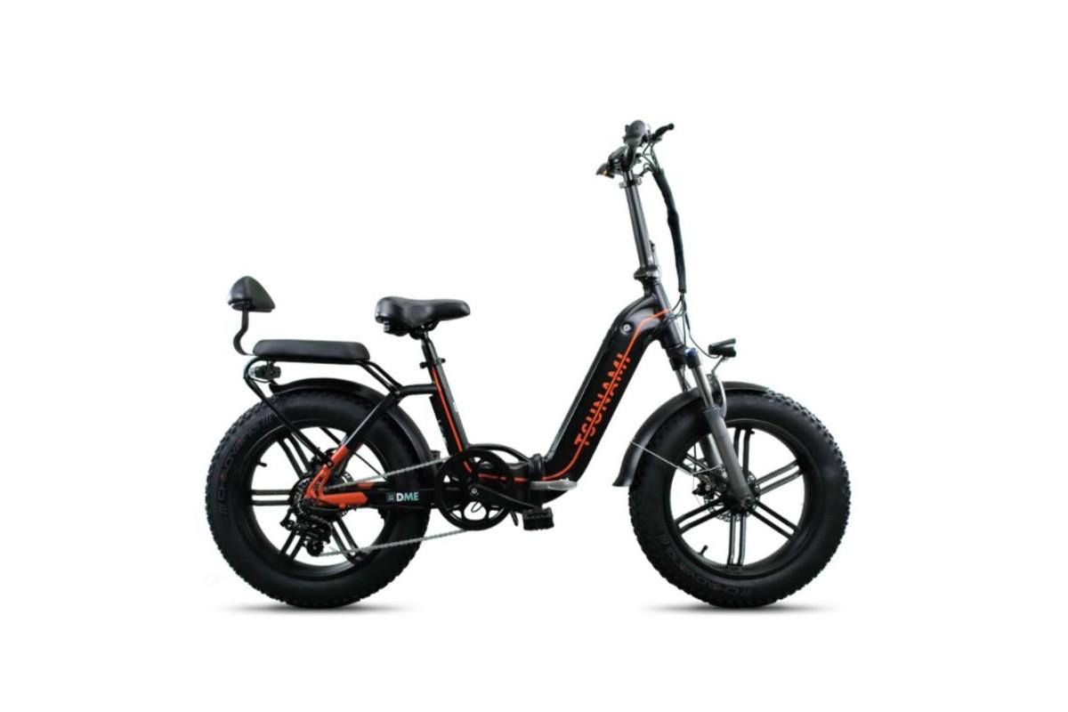 DME Tsunami 250W Folding Bike 20 250W 36V 13ah