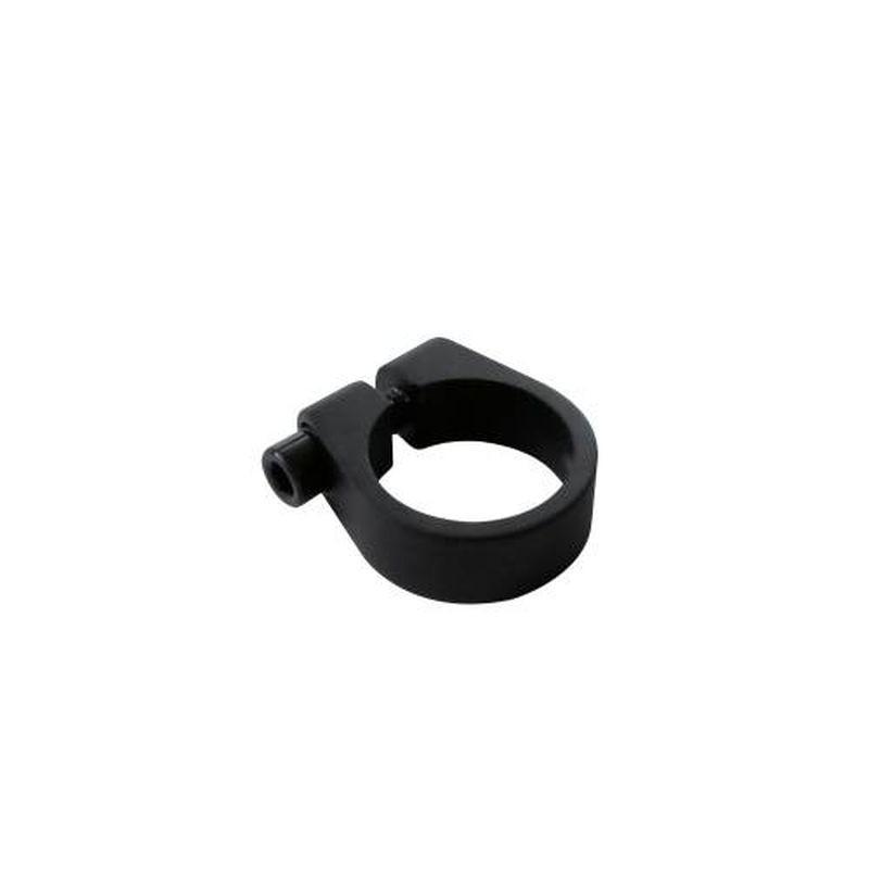 29 aluminum collar, 8 mm Black