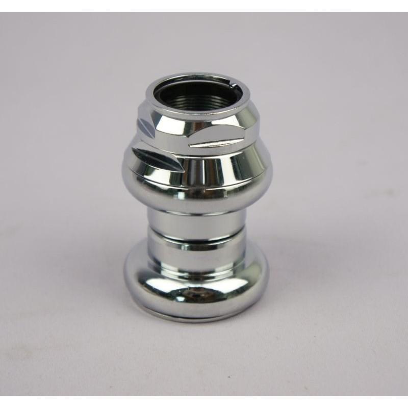 Serie Sterzo Gran Premio 1\'\' filettata alluminio polish
