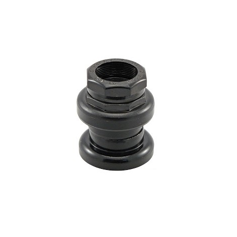 Headset 1 ' ' black aluminium threaded
