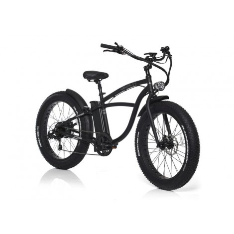 Bad Bike Beach Fat 250W Matt Black