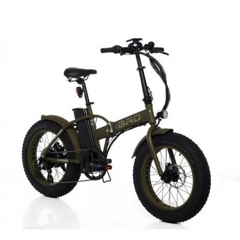 Bad Fat E-Bike Pieghevole 250w 2018