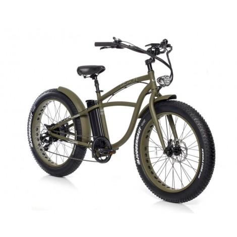 Bad Bike Beach Fat 250W Army Green