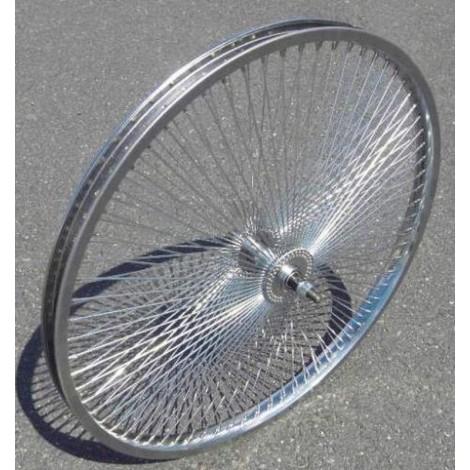 Front wheel 24 144 Spokes