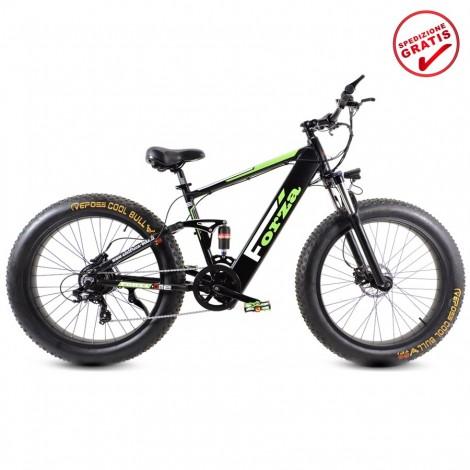 DME Forza Fat Bike 250W 36V 14Ah Nero