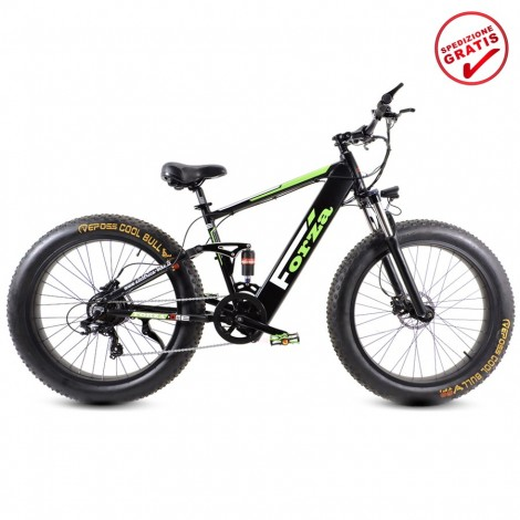 DME Strength Fat Bike 250W 36V 14Ah Black