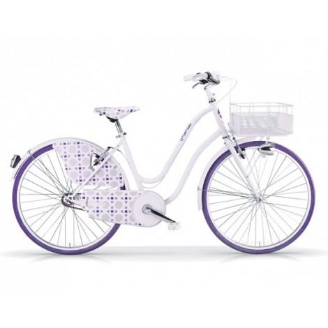 Bicicletta Donna Mbm Mima Matt Lavander