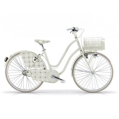 Bicicletta Donna Mbm Mima Matt Asparagus