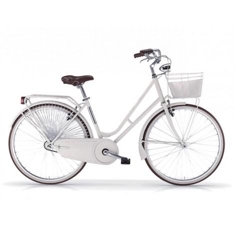 Bicicletta Donna Mbm Moonlight Ivory