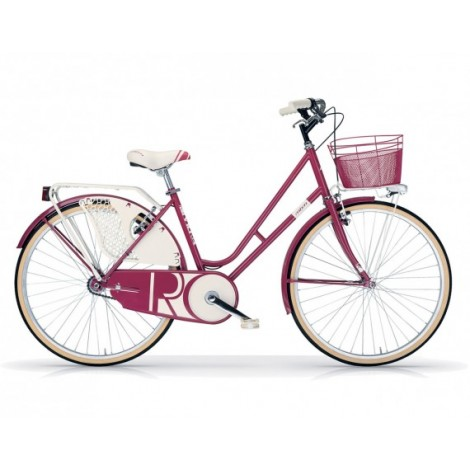 Bicicletta Donna Mbm Riviera Sangria