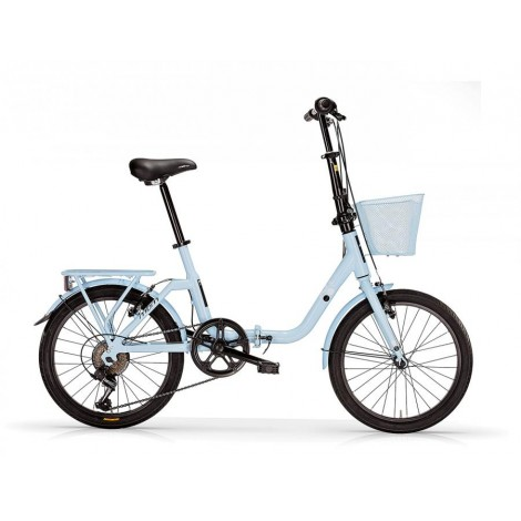 Bicicletta Pieghevole Mbm kangaroo Light Sky