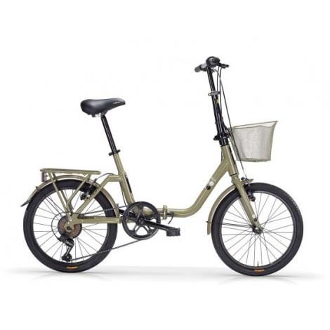 Bicicletta Pieghevole Mbm kangaroo Moss Green