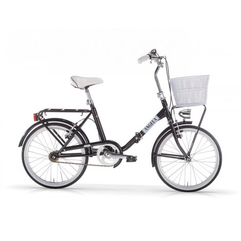 Bicicletta Pieghevole Mbm Angela Black
