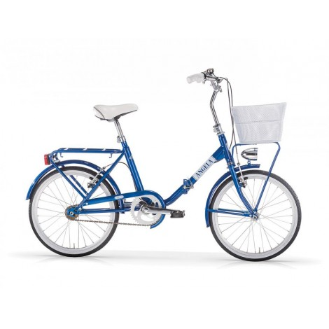 Bicicletta Pieghevole Mbm Angela Electric Blue