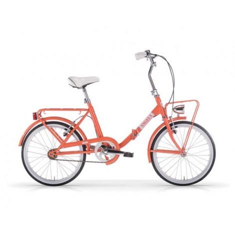 Bicicletta Pieghevole Mbm Angela Salmon