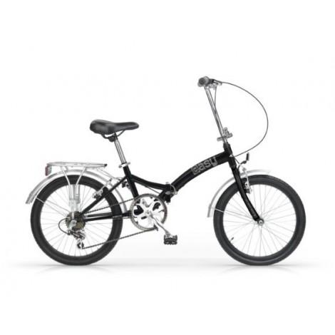 Bicicletta Pieghevole Mbm Easy Black