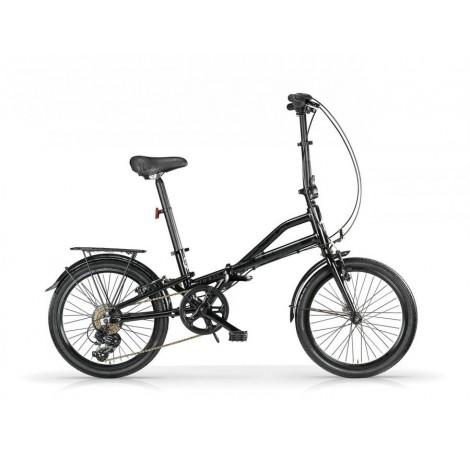 Bicicletta Pieghevole Mbm Metrò Black
