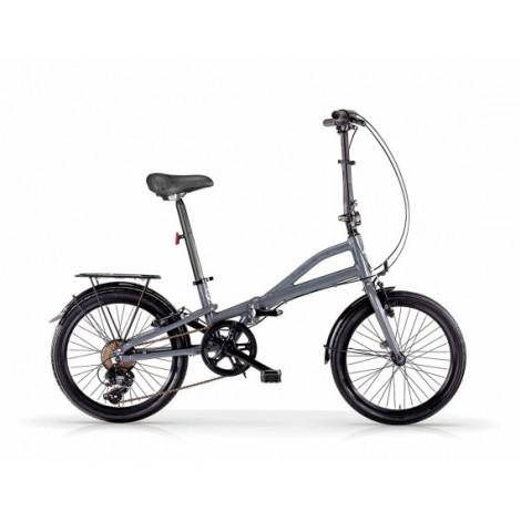 Bicicletta Pieghevole Mbm Metrò Cool Gray