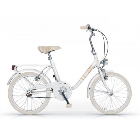 Bicicletta Mbm Mini White